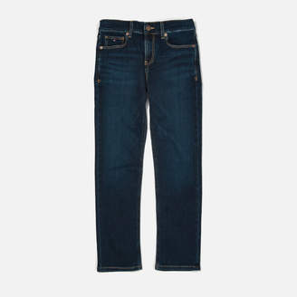 Tommy Hilfiger Boy's Clyde Straight Jeans