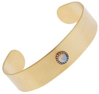 Ileana Makri EYE M by Opal Galaxy Sun Cuff Bracelet