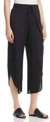 Nation Ltd. Frida Cutaway Cropped Pants