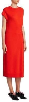 Proenza Schouler Short Sleeve Knit Dress