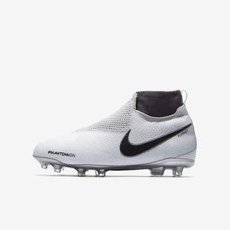 Nike Jr. Phantom Vision Elite Dynamic Fit Big Kids' Multi-Ground Soccer Cleat
