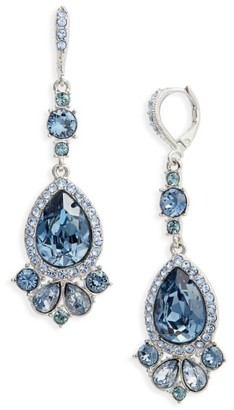 Women's Givenchy Verona Large Pear Drop Earrings $68 thestylecure.com