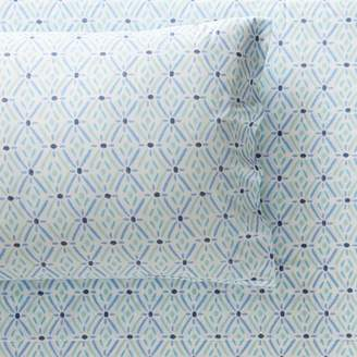 Pottery Barn Teen Kelly Slater Organic Malai Sheet Set, Twin/Twin XL, Cool