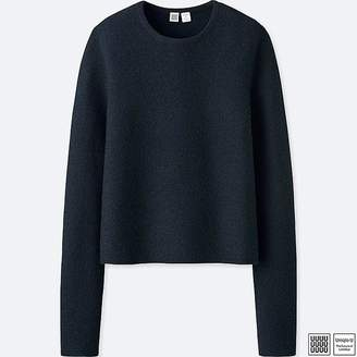 Uniqlo Women's U Wool Crewneck Sweater