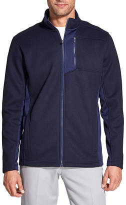 Izod Shaker Fleece Jacket