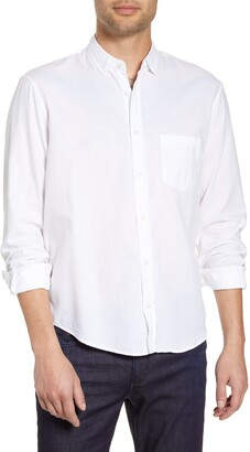 Frank And Eileen Don Regular Fit Solid Button-Up Sport Shirt