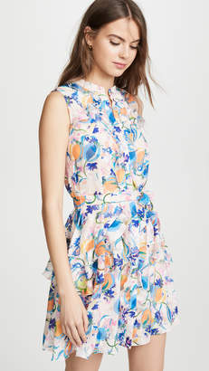 Saloni Tilly Ruffle-B Dress