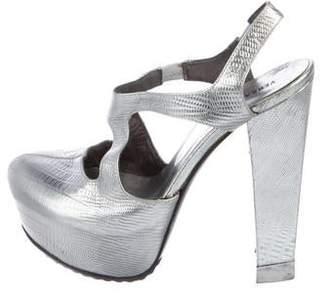 8593e03ced Versace Strap Women's Sandals - ShopStyle