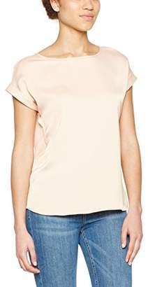 Only Women's Onlcherry S/S Top Solid WVN T-Shirt