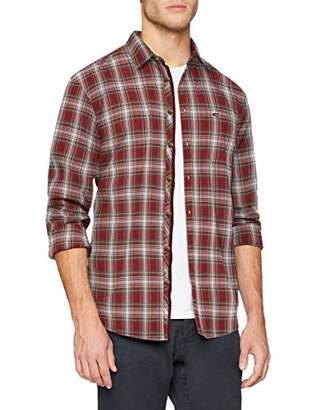 3899dae400 Camel Active Men's Jack Kent 1/1 Casual Shirt,(Size: Medium)