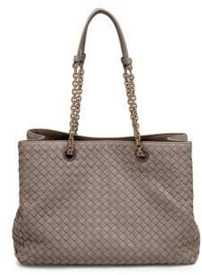 Bottega Veneta Large Chain Leather Tote