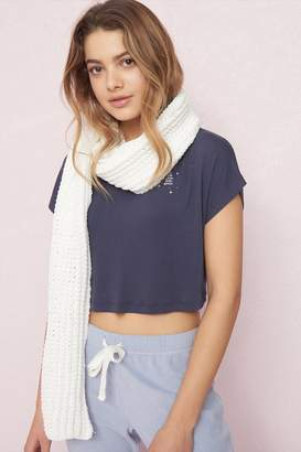 Garage Chunky Knit Chenille Scarf - FINAL SALE