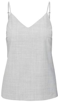 Banana Republic Petite Heathered Strappy Camisole