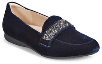 Karl Lagerfeld PARIS Luscious Glitter Loafers
