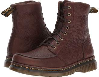 Dr. Martens Lombardo 8-Eye Boot Men's Lace up casual Shoes