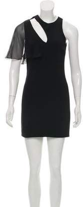 Cushnie et Ochs Sleeveless Mini Dress