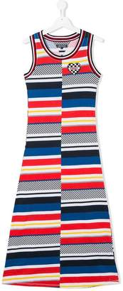 Tommy Hilfiger Junior TEEN colour block jersey dress