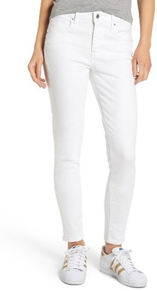 Women's Levi's 721 High Rise Skinny Jeans $89.50 thestylecure.com