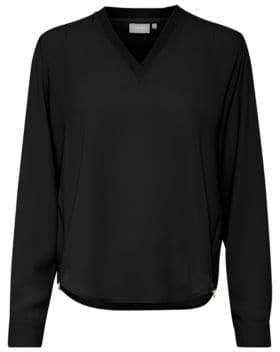 B.young B. Young V-Neck Pullover Blouse