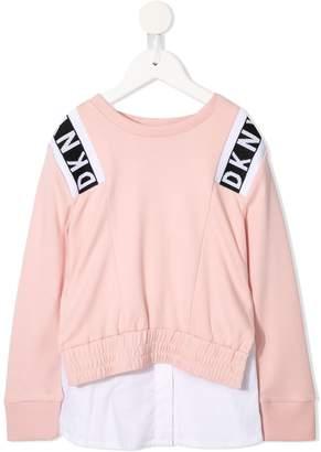 DKNY Fancy long sleeve sweatshirt