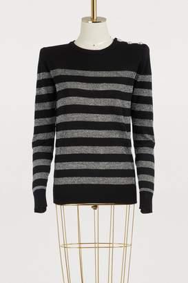 Balmain Wool sweater