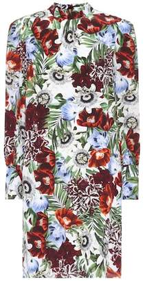 Erdem Mirela floral-printed silk dress