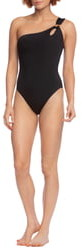 Trina Turk One-Shoulder One-Piece Swimsuit