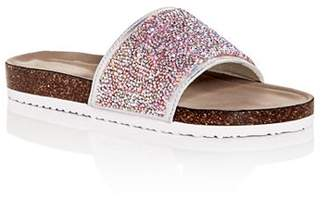 6efd7573699c Steve Madden Girls  JShineon Slide Sandals - Little Kid