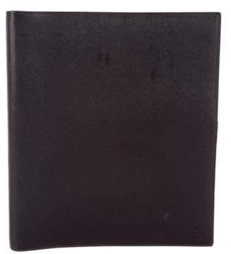 Gucci Leather Agenda Cover