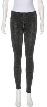 CNC Costume National Textured Knit Leggings