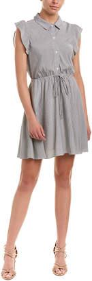 BCBGeneration Drawstring A-Line Dress