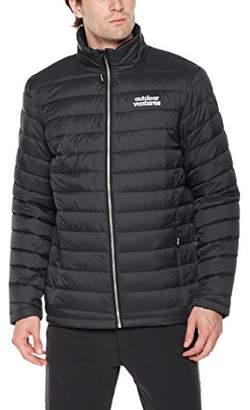 Outdoor Ventures Mens Rindt Zip Quilted Lightweight Jacket