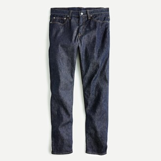 J.Crew 1040 Athletic-fit stretch jean in resin rinse Japanese denim