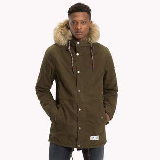 Tommy Hilfiger Fleece-Lined Parka