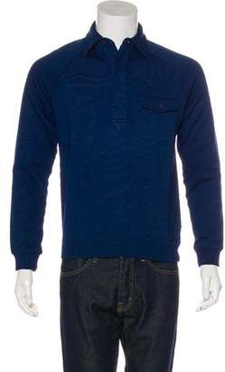 Orlebar Brown Mortimer Polo Sweatshirt w/ Tags
