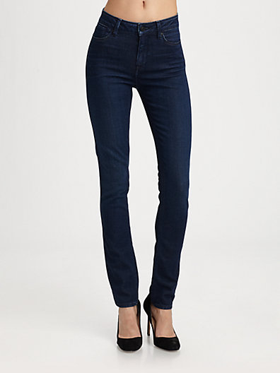 Vince High-Rise Skinny Jeans