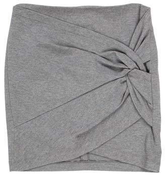 Robert Rodriguez Pleated Mini Skirt