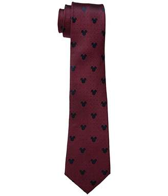 Cufflinks Inc. Disney(r) Mickey Mouse Red Pin Dot Tie