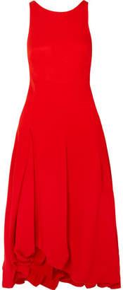 3.1 Phillip Lim Crepe Dress - Red