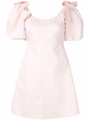 Ellery Valeria bubble-sleeve dress