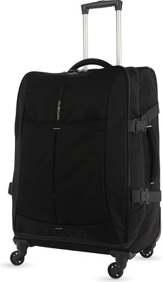 Samsonite 4Mation four-wheel Spinner Duffle 67cm $142 thestylecure.com