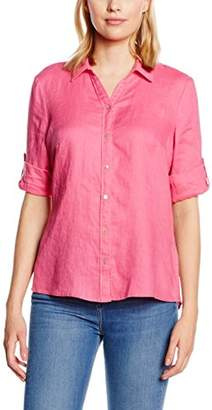 Sorbet Bonita Women's 1205250 Regular Fit 3/4 Sleeve Blouse, Pink - Rosa 5680), (Manufacturer Size: 38)