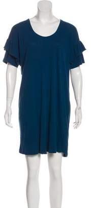 Current/Elliott Short Sleeve T-shirt Dress