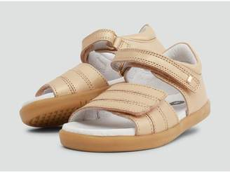 Bobux Hampton Gold Sandals