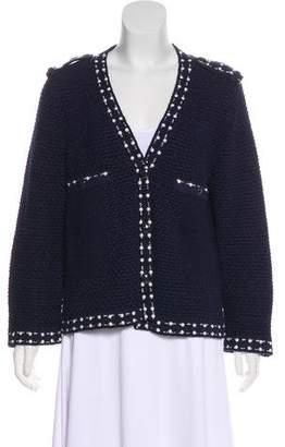 Chanel 2016 Knit Cardigan