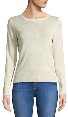 Max Mara Linen Astor Sweater