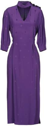 Space Style Concept 3/4 length dresses