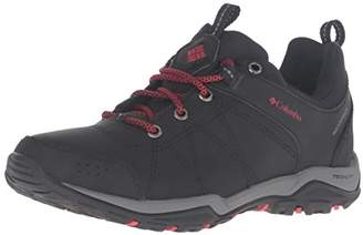 Columbia Women's Fire Venture Waterproof Low Hiking Shoes