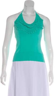Milly Knit Halter Top