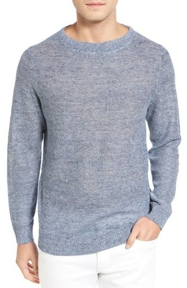Men's Tommy Bahama Lino Bay Linen Sweater $118 thestylecure.com